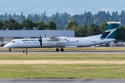 WestJet Encore Dash 8-400 (C-FENJ)