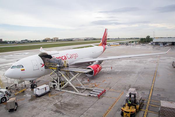 A330 Freighter