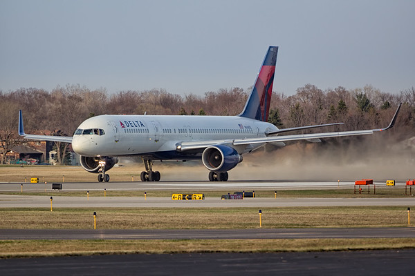 Delta Departure