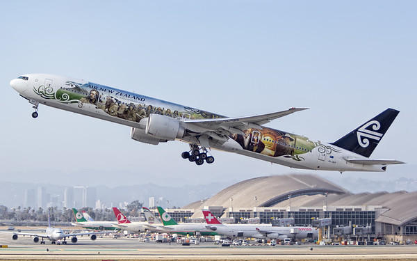 The Hobbit Livery