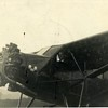 Unidentified Man and Plane (02232)