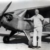 Dr. Merlyn Stephens and Taylorcraft Plane (06610)