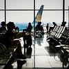 Noi Bai International Airport in Hanoi, Vietnam