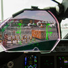 HUD in action on this beautiful A7-CEE plane. Thanks Capt Georges for activating the system.