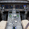Cockpit shot of Private VT-JSB Bombardier BD-700-1A10 Global Express