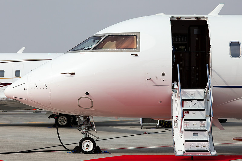 Private A6-MVD Canadair CL-600-2B16 Challenger 605