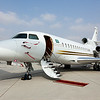 Saudi Private Aviation HZ-SPAG Dassault Falcon 7X
