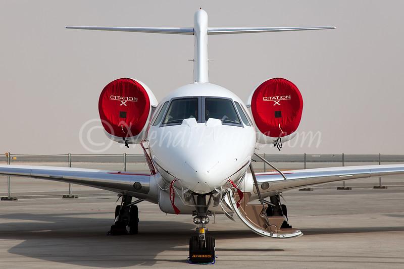 Private N96RX Cessna 750 Citation X