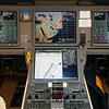 Cockpit of Saudi Private Aviation HZ-SPAG Dassault Falcon 7X