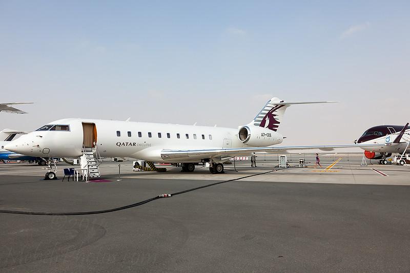 Qatar Executive A7-CEE