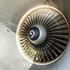 N444HE Engine