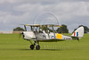 DH Tiger Moth, registration G-ANMO with ex-military markings K-4259, at Sywell