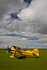 Pitts S-12, registration G-PXII at Sywell