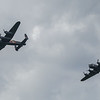 Avro Lancasters - Dunsfold Wings & Wheels (Aug 2014)