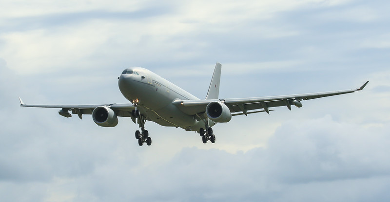 A330 Voyager KC 2-3 - RAF - 10th Squadron (July 2016)