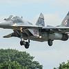 Mikoyan MiG-29 - Polish Air Force (July 2016)
