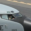 KC-135 taxiing out for departure