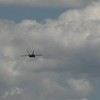F/A-18 Hornet touch and go