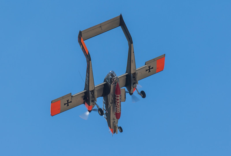 North American Rockwell OV-108 Bronco (May 2017)