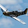 "North American P-51 Mustang - ""Miss Velma"" - Shuttleworth (July 2017)"