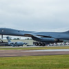 B1 B Lancer - Bone - USAF - RIAT Arrivals - RAF Fairford (July 2017)