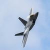 F22 Raptor - US Air Force Display - RIAT - RAF Fairford (July 2017)