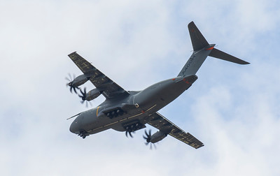 Airbus A400 Display - RIAT - RAF Fairford (July 2017)
