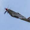 Spitfire - Mk PRXIX - PS915 - RIAT - RAF Fairford (July 2017)
