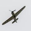 Hawker Hurricane LF363 - BBMF - RIAT - RAF Fairford (July 2017)