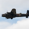 "Avro Lancaster - PA474 ""Leader"" - BBMF - RIAT - RAF Fairford (July 2017)"
