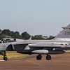 JAS-39 Gripen - Swedish Airforce - RIAT Departures - RAF Fairford (July 2017)