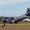 C160 Transall - Luftwafe - LTG61 - RIAT Departures - RAF Fairford (July 2017)