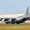 C130 Hercules - Dutch Airforce - RIAT Departures - RAF Fairford (July 2017)