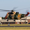 Westland Sea King Mk.48 - Belgian Airforce 40th Squadron - RIAT Departures - RAF Fairford (July 2017)