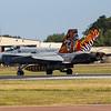 F18 Hornet - Spanish Airforce  - RIAT Departures - RAF Fairford (July 2017)