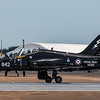 Hawk T1 - Royal Navy - RIAT Departures - RAF Fairford (July 2017)