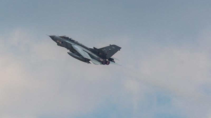 Tornado - RAF - RIAT - RAF Fairford (July 2018)