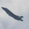 USAF Heritage Flight - F35A Lightning - RIAT - RAF Fairford (July 2018)
