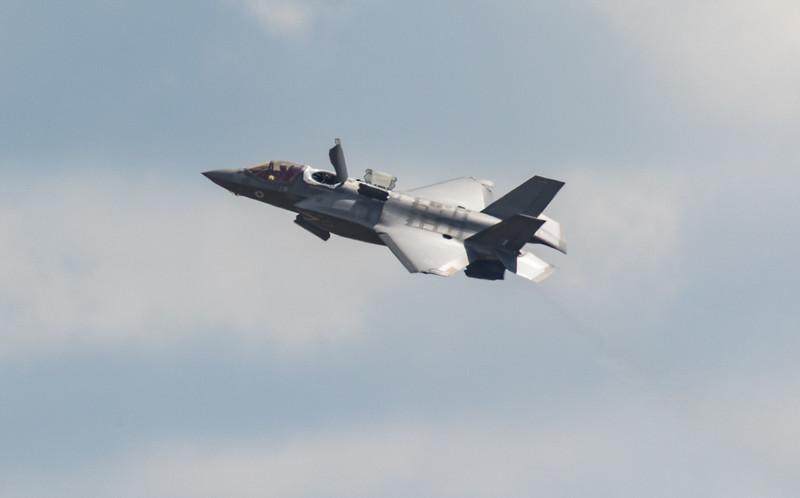 F35B Lightning - RAF - RIAT - RAF Fairford (July 2018)