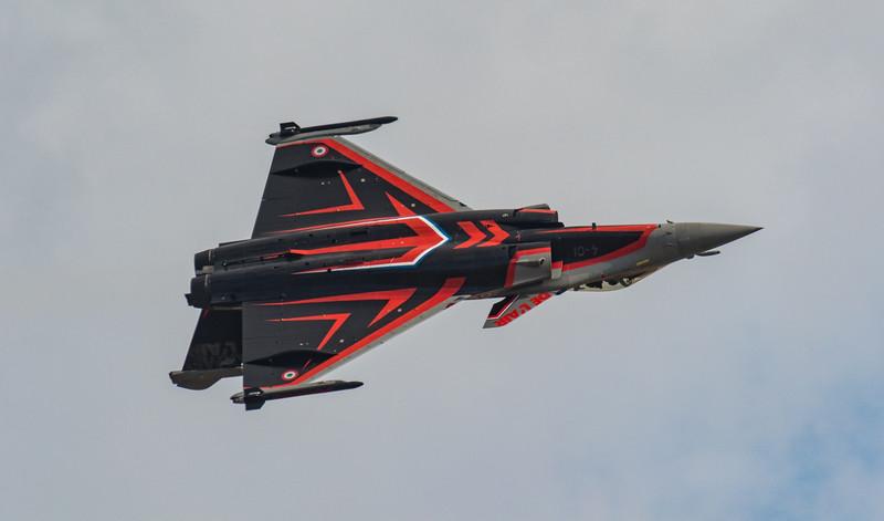 Dassault Rafale C - French Airforce - RIAT - RAF Fairford (July 2018)