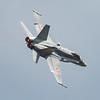 F18 Hornet - Swiss Airforce Display - RIAT - RAF Fairford (July 2018)