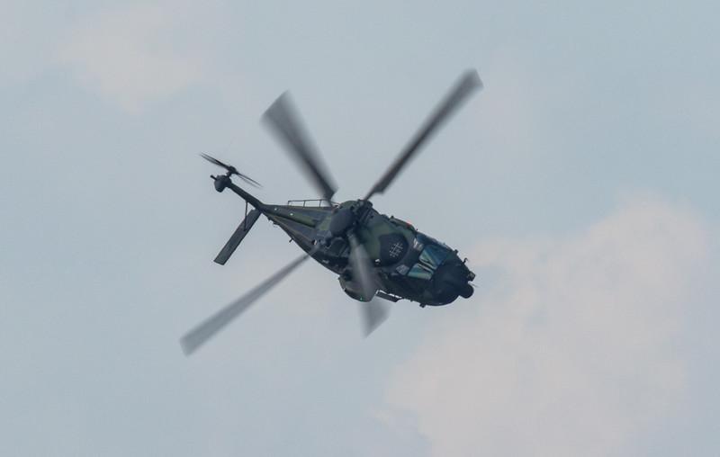 NH90 TTH - Finnish Army - RIAT - RAF Fairford (July 2018)