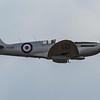 BBMF - Trenchard Display - Spitfire - RIAT - RAF Fairford (July 2018)