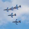 Frecce Tricolori - Italian Display Team - RIAT - RAF Fairford (July 2018)