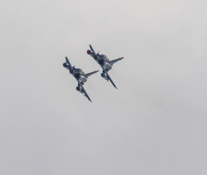 Dassault Mirrage 2000 - Couteau Delta Display - RIAT - RAF Fairford (July 2018)