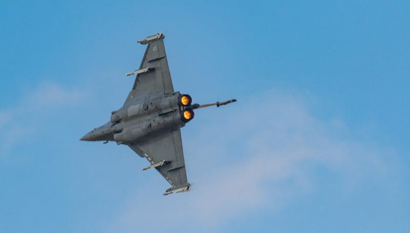 Dassault Rafale M - French Navy - RIAT - RAF Fairford (July 2018)