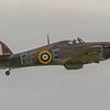 Hawker Hurricane Mk XII - P3700 - Battle of Britain Airshow - IWM Duxford (September 2018)