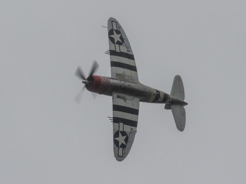 "P47 Thunderbolt ""Nellie B"" - IWM Duxford (May 2019)"