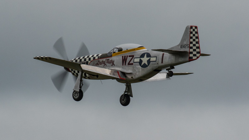 """P51 Mustang """"Contrary Mary"""" - IWM Duxford (May 2019)"""