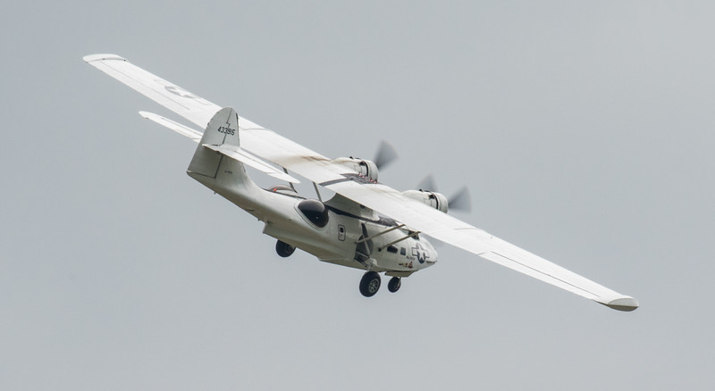 Consolidated PBY-5A Catalina - IWM Duxford (May 2019)